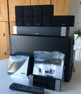 Bose Lifestyle V20 5.1 Home Theater Surround Sound System