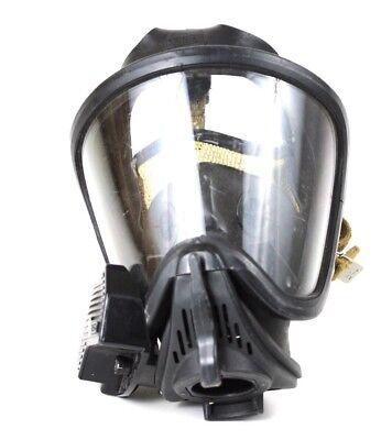 Msa Scba Ultra Elite Medium Full Face Mask Respirator Firehawk Nightfighter