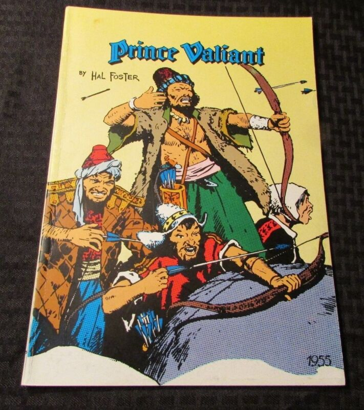 1979 Pacific Comics Club PRINCE VALIANT 1955 Hal Foster FVF Oversized