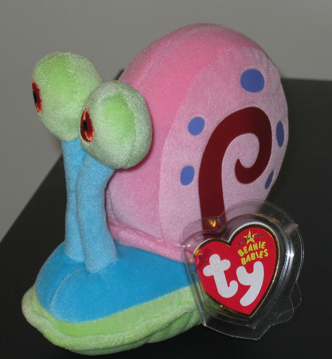 TY Beanie Baby Gary the Snail, SpongeBob SquarePants