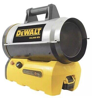 Dewalt Cordless Forced Air Propane Heater Dxh70cfav