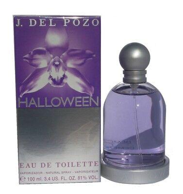 Halloween Women by Jesus Del Pozo EDT 3.3 3.4 oz 100ml Spray New In Retail Box