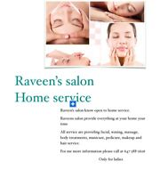Salon home service