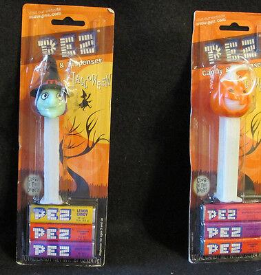 3 Halloween Pez Dispenser Characters NIB