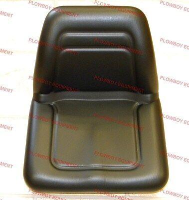 Universal Michigan Style Black Seat For Case Ih Tm555bl New - No Slide Tracks