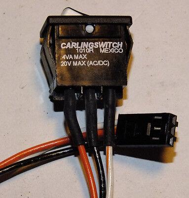 Carling Rocker Onoff Switch