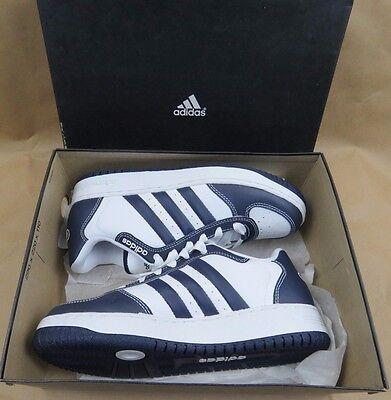 ADIDAS BTB Low Basketball Shoes 549111 Blue White New Navy Men's Size 6.5  NIB