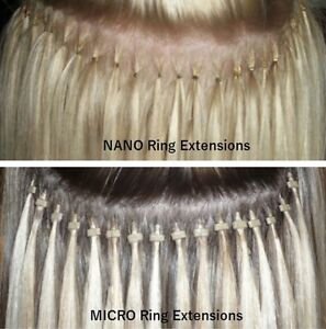No Heat - No Glue - No Damage! Smallest & Safest Hair Extensions London Ontario image 9