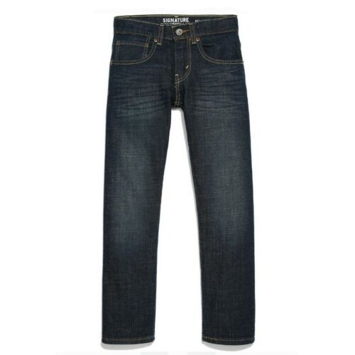 Signature by Levi Strauss & Co Gold Label Boys Athletic Fit