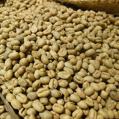 Peaberry Green Coffee - Green Coffee Beans - Tanzania - Peaberry Plus - Northern Special - Unroasted