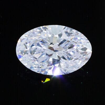 1.63 carat GIA Certified Loose Diamond Colorless E SI2 Oval Brilliant Cut ct