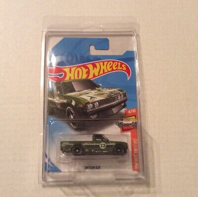 2018 Hot Wheels Datsun 620 Super Treasure Hunt STH Real Riders