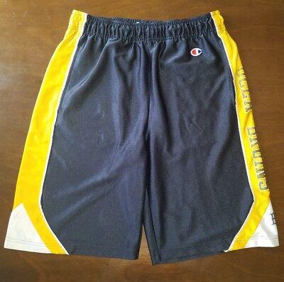 Men's UCLA Bruins Medium Basketball Jersey Shorts Vintage Champion Navy Blue for sale  Gilbert