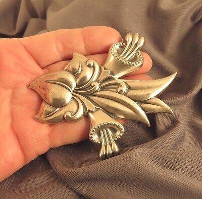 Sterling Fir Clip n Large Flower Form (577)