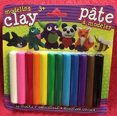 Modeling Clay Set for Kids - 12 Colors 3