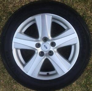 1x Ford Territory SX SY SZ alloy WHEEL mag rim 18 inch Ghia Epping Whittlesea Area Preview