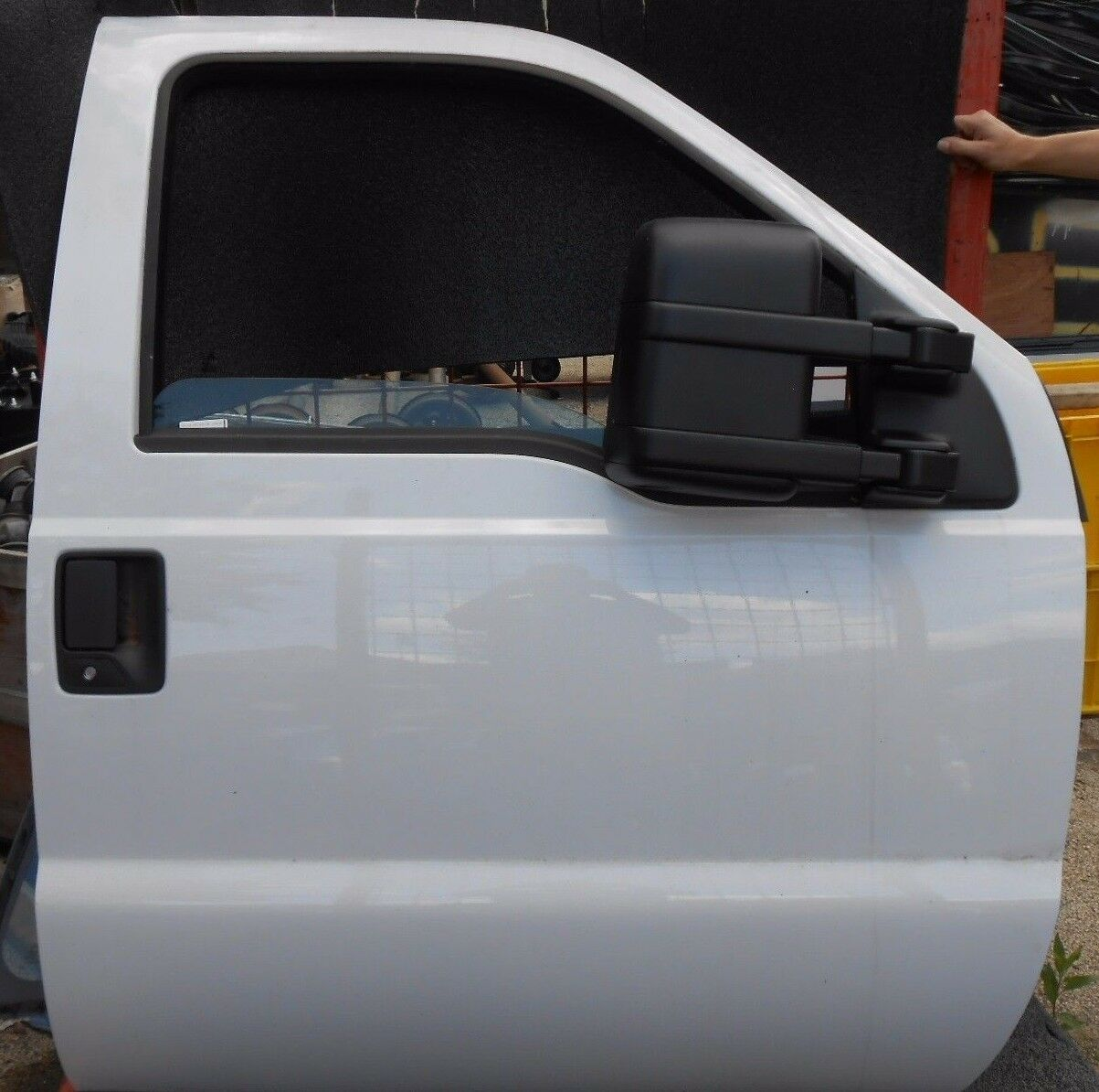 New 2015 Ford Super Duty Sd F250 F750 Passenger Side