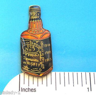JACK  DANIELS -  hatpin , lapel pin , hatpin , tie tac GIFT BOXED