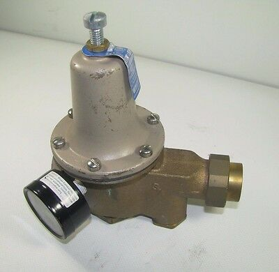Water Pressure Reducing Valve 34 Watts Regulator U5b Z3 Series