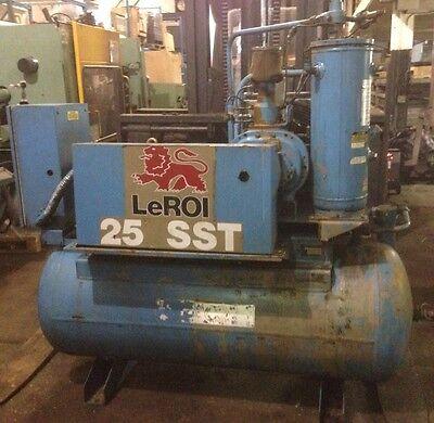 Leroi 25 Sst 25 Hp Air Compressor