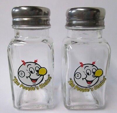 Reddy Kilowatt The Peoples Choice Salt & Pepper Shaker Set