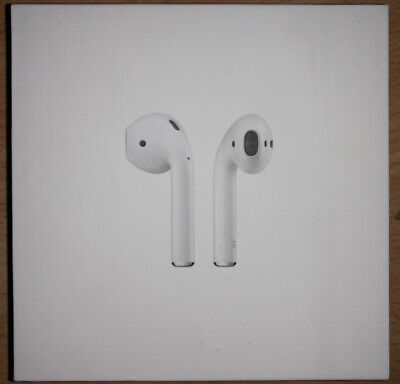 Official Apple Airpods with Charging Case (2nd Generation) - MRXJ2ZP/A