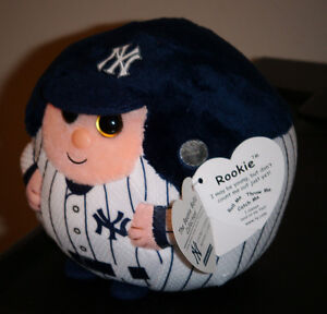 Ty-Beanie-Ballz-ROOKIE-5-034-2013-New-York-Yankees-9-2-13-SGA-MINT-Exclusive