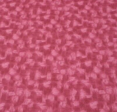 Pink Rose Tonal Blender Print Millworth Fabrics Cranston BTY Calico