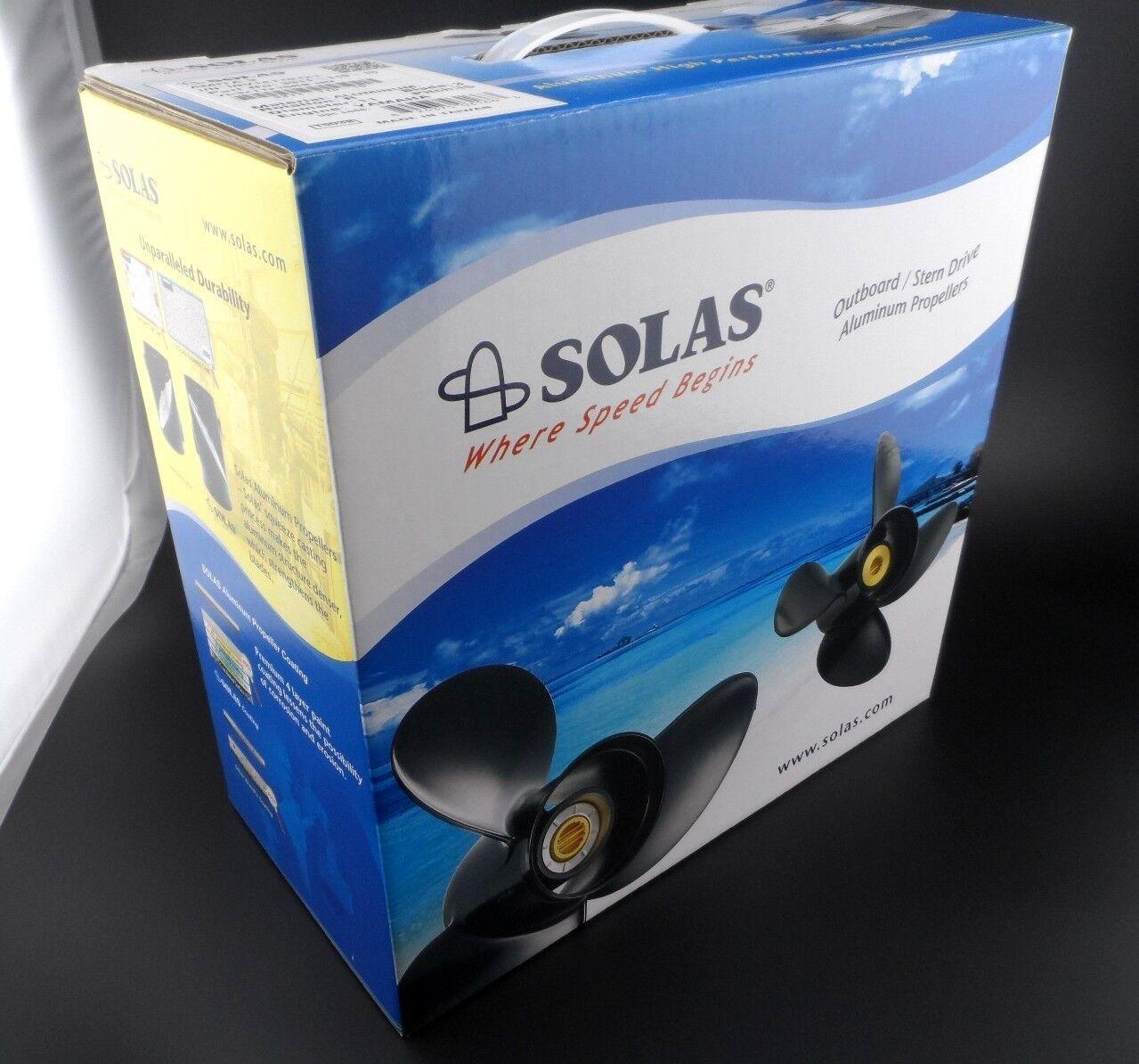 "Yamaha  20 /& 30 HP 9.9/"" 11/""  3 Blade RH Amita 3 SOLAS Prop 3211-099-11 Mariner"
