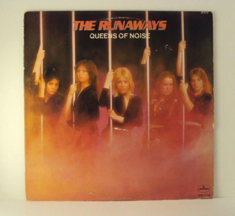 The Runaways Lp Music Ebay