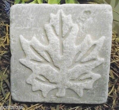 Maple leaf travertine tile mold abs plastic mold rapid set cement all  for sale  Shipping to India