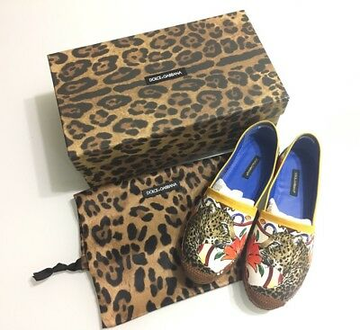 New Dolce & Gabbana Espadrilles