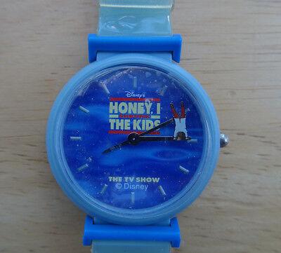 New 1997 HONEY I SHRUNK THE KIDS WRISTWATCH Ball Park Franks Promo New in Box