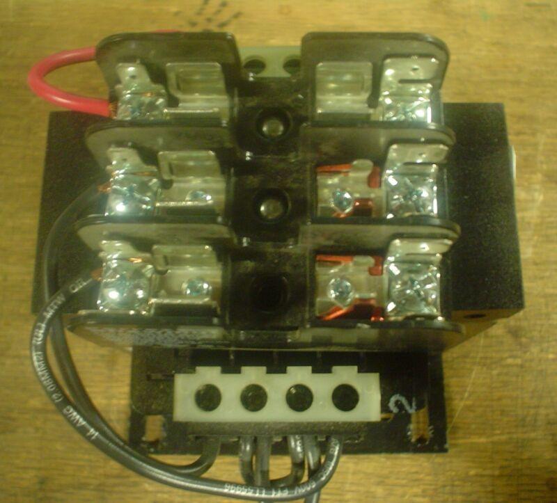 Allen Bradley 1497-E-BASX-3-N  Ser. A Industrial Control Transformer 250va