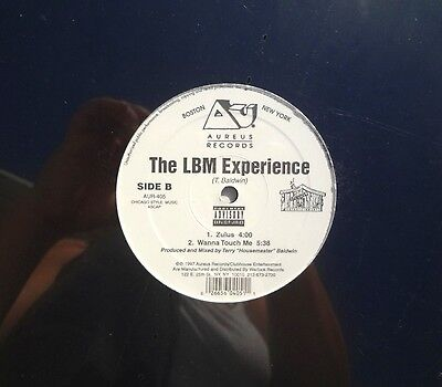Sealed The Lbm Experience Mother F   Er Lp Aureus Records Aur405 Us 1997 12