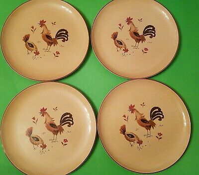 4 Pc Vintage Harmony House Honey Hen 10