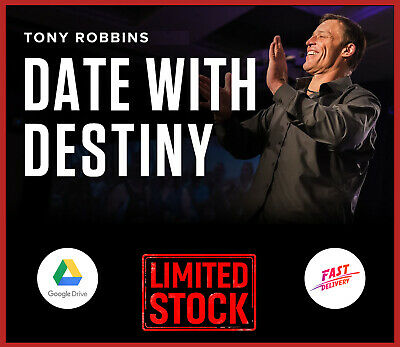 Tony Robbins Date With Destiny Bonuses