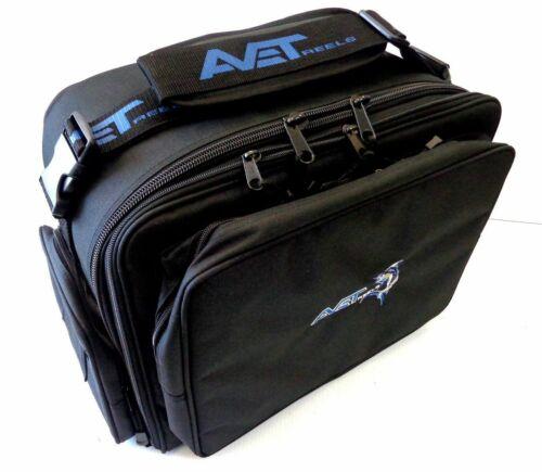 "Avet Reel Storage & Carry Case / Reel Bag LARGE Large 22"" x 14 ""x 12"" - NEW"