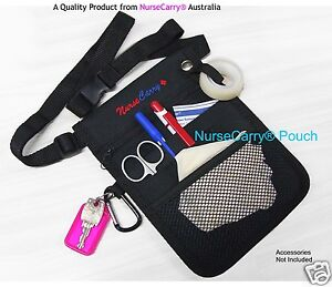 Handy New Nursing / Medical Carry Pouch * FREE POST *