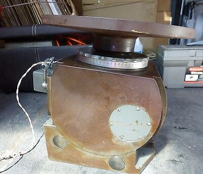 Ft Griswold Opl Rotary Index Table 12