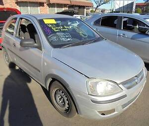HOLDEN BARINA TRANS/GEARBOX MANUAL, 1.4, 03/01-09/11 (C18831) Lansvale Liverpool Area Preview