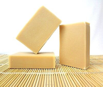 Goat Milk Soap with Organic Shea Butter fragrance free 1, 3, 8, 10, 40, 72 bars