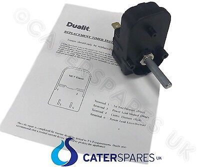 DUALIT TOASTER 4 MINUTE TIMER CONTROL GENUINE PART INC WIRING DIAGRAM