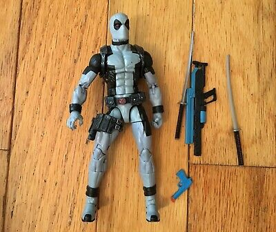 Marvel Legends X-Force Deadpool Action Figure Loose
