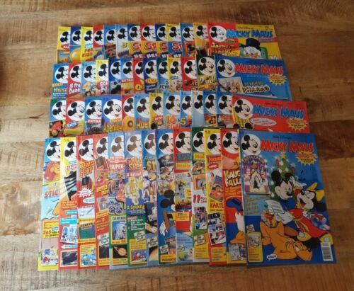 Disney Micky Maus Heft - Jahrgang 1995 komplett 52 Hefte