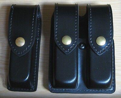 Safariland 76-83 77-83 Magazine Case For Glock 17 22 Hk Sig Sauer Beretta New