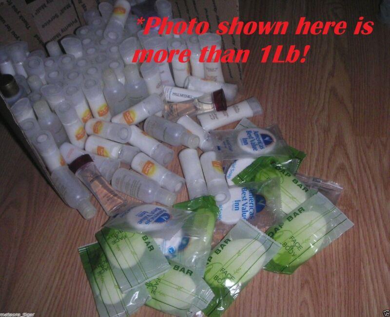 Lot Hotel Motel Inn Travel Sample Size Body Wash Shampoo Soap Skin Care Charity
