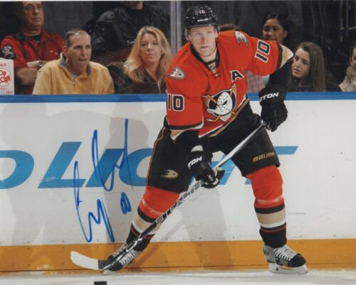 Anaheim Ducks Corey Perry Autographed Signed 8x10 Photo COA #5