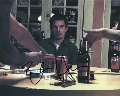 Ethan Hawke Training Day Autographed Signed 8x10 Photo COA #J3