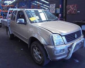 HOLDEN RODEO TRANS/GEARBOX MAN, 4WD PETROL RA, 03/03-10/06 C19479 Lansvale Liverpool Area Preview